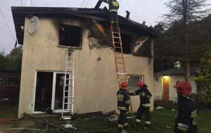Gdańsk. Dwoje dzieci zginęło w pożarze