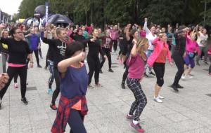 Jesienny Maraton Zumby w Gdyni