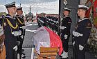 Prochy admirała Unruga już są w Polsce