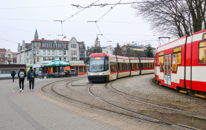Weekendowe utrudnienia w kursowaniu tramwajów