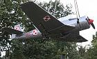 Samolot TS-8 Bies wrócił na Babie Doły