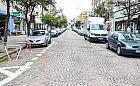 Brukowane ulice w centrum Gdyni