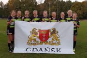 Komplet zwycięstw rugbistek Biało-Zielone Ladies Gdańsk w mistrzostwach Polski