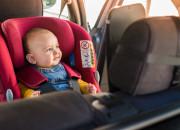 Fotelik dla dziecka w taksówce? Ze świecą szukać