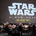 """""""Gwiezdne wojny"""" w Ergo Arenie - znakomity pokaz przy skromnej widowni"""