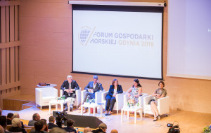 Eksperci o gospodarce morskiej w Gdyni