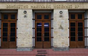 8861672cb3e34 Dowództwo Marynarki Wojennej - siedziba - Trojmiasto.pl