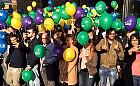 Kolorowe balony w dłoń i #razemwpracy