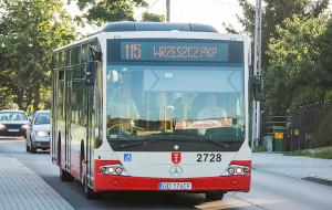 Gdańszczanie wymogli zmiany w rozkładach jazdy linii autobusowych