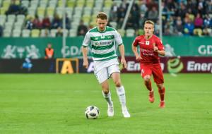 Lechia Gdańsk wyszła ze strefy komfortu. Trener Stokowiec przykręcił śrubę