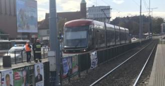Groźny wypadek w centrum Gdańska