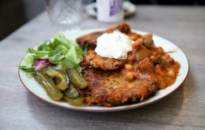 Jemy na mieście: Kafëbë - kuchnia kaszubska na Piwnej