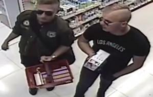 Pomoż policji złapać złodziei