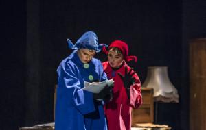Pomposa i Pomposo - nowa propozycja opery nie zachwyciła dzieci