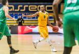 Koszykarze Arki Gdynia wygrali pierwszy raz w Eurocup