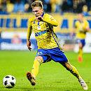 Mateusz Młyński ma się od kogo uczyć w Arce Gdynia i ufa trenerowi