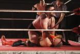 Widowiskowa gala wrestlingu w Gdyńskim Centrum Sportu