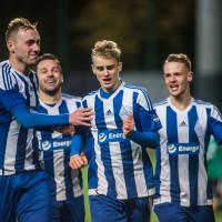 Ważna wygrana piłkarzy Bałtyku Gdynia z KP Starogard. Gol 16-latka