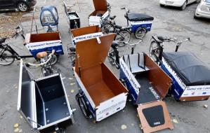 Wypożycz rower dostawczy w Gdyni