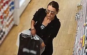 Kamery zarejestrowały złodziei perfum