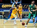 Koszykarze Arki Gdynia dostali lekcję od Stelmetu Zielona Góra. Aż 113 punktów straconych
