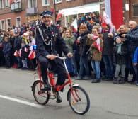 Radosna i spokojna Parada Niepodległości przeszła przez Gdańsk