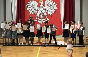 100 rocznica odzyskania niepodległości w szkole podstawowej