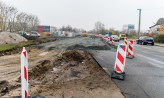 Bieżące remonty i prace drogowe w Gdyni