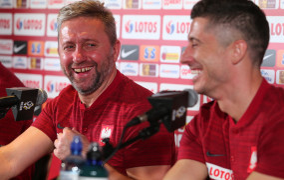 Reprezentacja Polski w Trójmieście. Lewandowski chce grać, Glik nie przyjechał