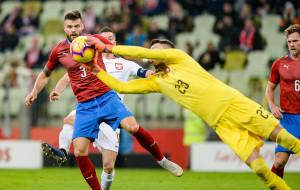 Polska - Czechy 0:1. Blisko 35 tysięcy kibiców na trybunach