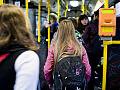 Głos trenera w tramwajach i autobusach zaprasza na mecz