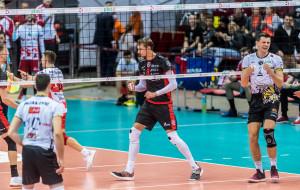 Trefl Gdańsk miał dobre momenty, ale przegrał z Asseco Resovią