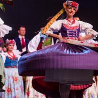 Folklor zawsze w modzie! Udany występ zespołu Śląsk w Gdynia Arenie