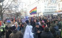 Pierwszy Marsz Równych w Gdyni