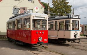 Poznaj historyczne tramwaje w Gdańsku