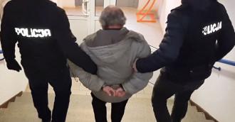 Zatrzymano mężczyznę, który dotykał dzieci i kobiety w tramwajach