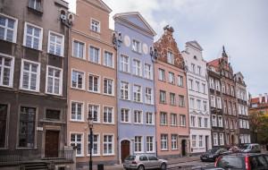 Zobacz odnowione gdańskie fasady. Sobotni spacer