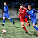 Lech II Poznań - Bałtyk Gdynia 1:0. Posmakowali ekstraklasy