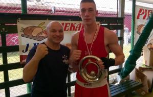 Sport Talent. Hubert Benkowski: Od kaset z Rockym do zawodowego boksu