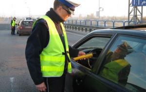 Policjanci rozdadzą alkotesty