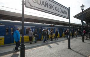 Ruch kolejowy: Trójmiasto ustępuje tylko Warszawie