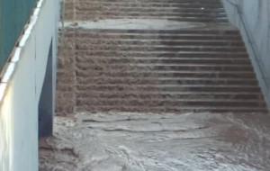 Gdynia: zalana Morska i tunel przy SKM Stocznia