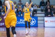 Koszykarki Arki Gdynia dały radę bez Emmy Cannon. Enea rozbita w końcówce