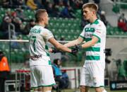 Śląsk Wrocław - Lechia Gdańsk 0:2. Cztery strzały w poprzeczkę