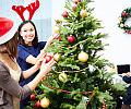 Świąteczne dekoracje w pracy? Są firmy, które zrobią to za nas