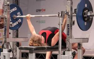 Paulina Szymanel dźwignęła wicemistrzostwo Europy w trójboju siłowym
