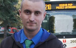 Kierowca autobusu ocalił pieniądze pasażerki na wózek inwalidzki