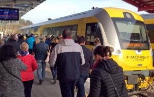 Zamieszanie na PKM wokół nowego rozkładu kolei