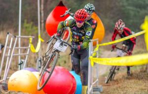 6. Cyclocross w strugach deszczu