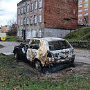 Podpalacz aut zatrzymany na Siedlcach